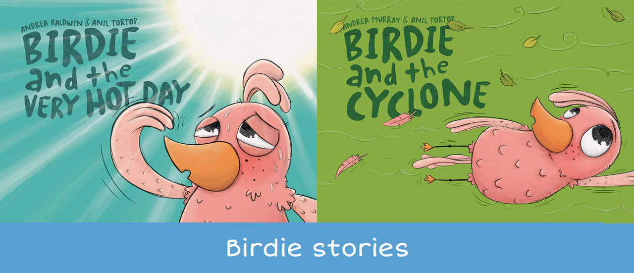 Read Birdie Stories