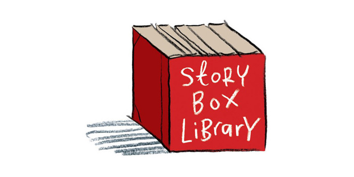 Access Story box library